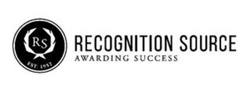 RECOGNITION SOURCE AWARDING SUCCESS RS EST. 1952