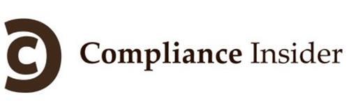 CC COMPLIANCE INSIDER