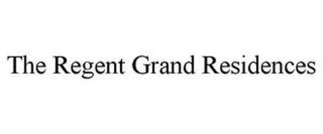 THE REGENT GRAND RESIDENCES