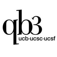 QB3 UCB·UCSC·UCSF