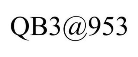 QB3@953