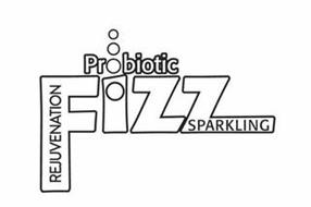 REJUVENATION FIZZ PROBIOTIC SPARKLING