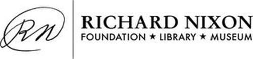 RN RICHARD NIXON FOUNDATION LIBRARY MUSEUM