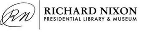 RN RICHARD NIXON PRESIDENTIAL LIBRARY &MUSEUM