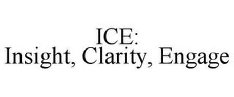 ICE: INSIGHT, CLARITY, ENGAGE