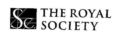 SC.  THE ROYAL SOCIETY