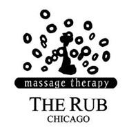 MASSAGE THERAPY THE RUB CHICAGO
