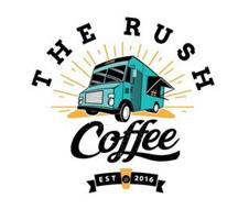 THE RUSH COFFEE EST 2016
