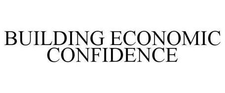 BUILDING ECONOMIC CONFIDENCE