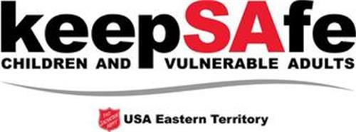 KEEPSAFE CHILDREN AND VULNERABLE ADULTS THE SALVATION ARMY ...