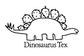 DINOSAURUS TEX