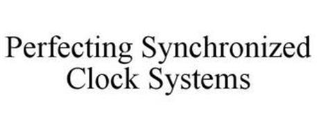 PERFECTING SYNCHRONIZED CLOCK SYSTEMS