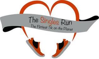 THE SINGLES RUN THE FLIRTIEST 5K ON THEPLANET