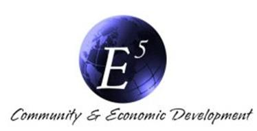 E5 COMMUNITY & ECONOMIC DEVELOPMENT