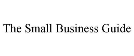 THE SMALL BUSINESS GUIDE