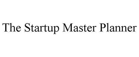 THE STARTUP MASTER PLANNER