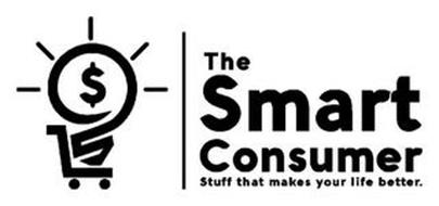 $ THE SMART CONSUMER STUFF THAT MAKES YOUR LIFE BETTER.