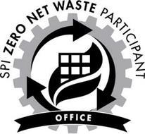 SPI ZERO NET WASTE PARTICIPANT OFFICE