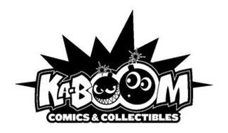 KABOOM COMICS & COLLECTIBLES