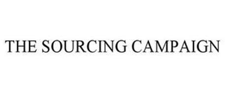 THE SOURCING CAMPAIGN