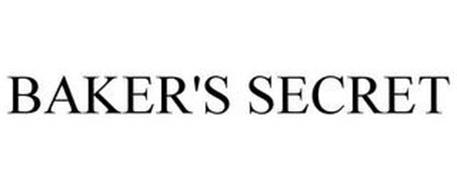 BAKER'S SECRET