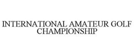 INTERNATIONAL AMATEUR GOLF CHAMPIONSHIP