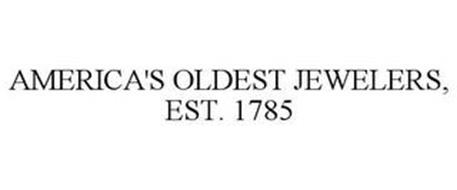 AMERICA'S OLDEST JEWELERS, EST. 1785
