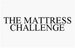 THE MATTRESS CHALLENGE