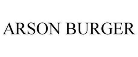 ARSON BURGER