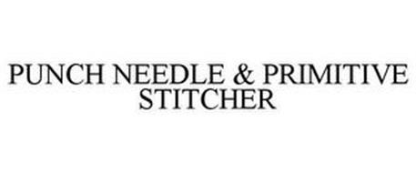 PUNCH NEEDLE & PRIMITIVE STITCHER