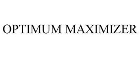 OPTIMUM MAXIMIZER