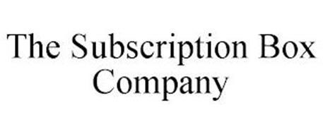 THE SUBSCRIPTION BOX COMPANY