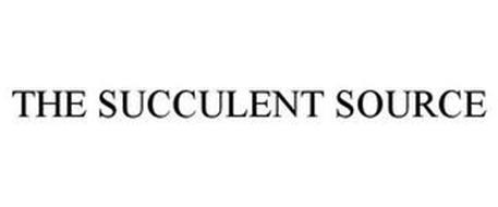 THE SUCCULENT SOURCE