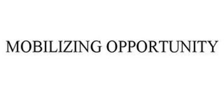 MOBILIZING OPPORTUNITY