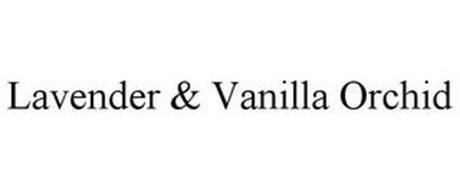 LAVENDER & VANILLA ORCHID