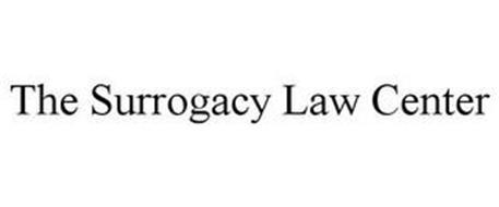 THE SURROGACY LAW CENTER