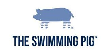 THE SWIMMING PIG