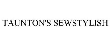 TAUNTON'S SEWSTYLISH