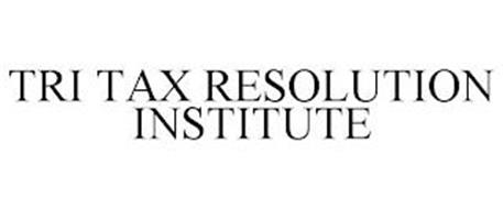 TRI TAX RESOLUTION INSTITUTE