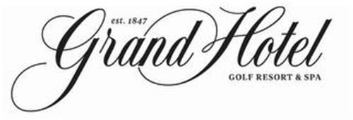 EST. 1847 GRAND HOTEL GOLF RESORT & SPA