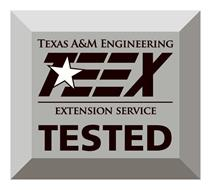 TEEX TESTED TEXAS A&M ENGINEERING EXTENSION SERVICE