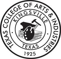 TEXAS COLLEGE OF ARTS & INDUSTRIES KINGSVILLE TEXAS 1925