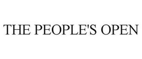 THE PEOPLE'S OPEN