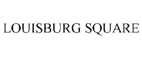 LOUISBURG SQUARE