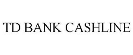 TD BANK CASHLINE