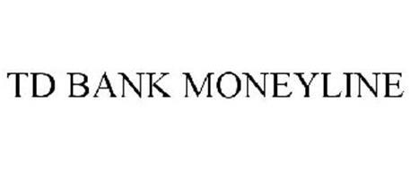 TD BANK MONEYLINE