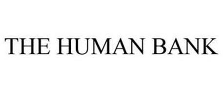 THE HUMAN BANK