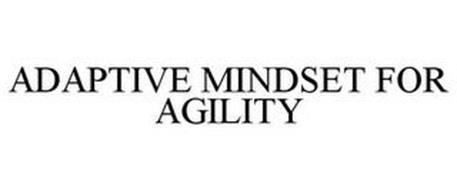 ADAPTIVE MINDSET FOR AGILITY
