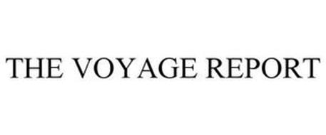 THE VOYAGE REPORT