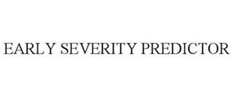 EARLY SEVERITY PREDICTOR